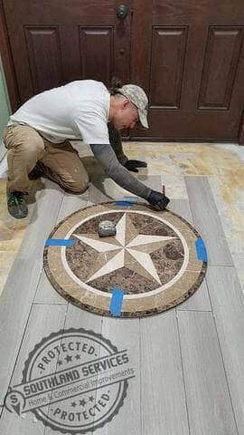 floor installation