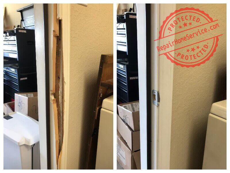 door jamb replacement