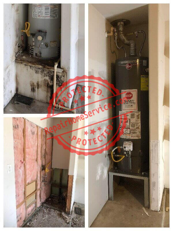 water heater replament